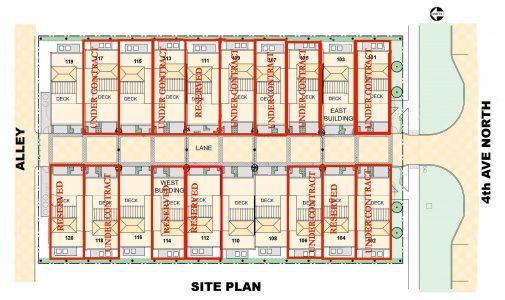 Site Plan 2017