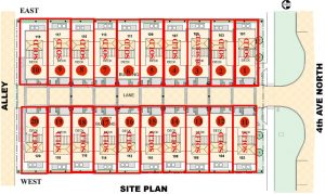 Site Plan as of 11.16.2020