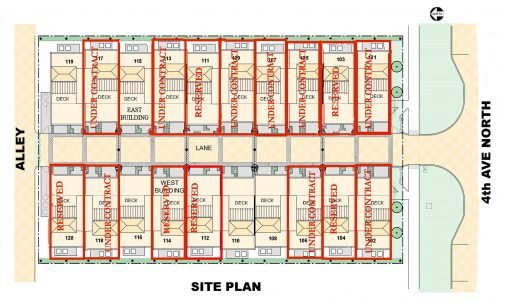 2017 Site Plan